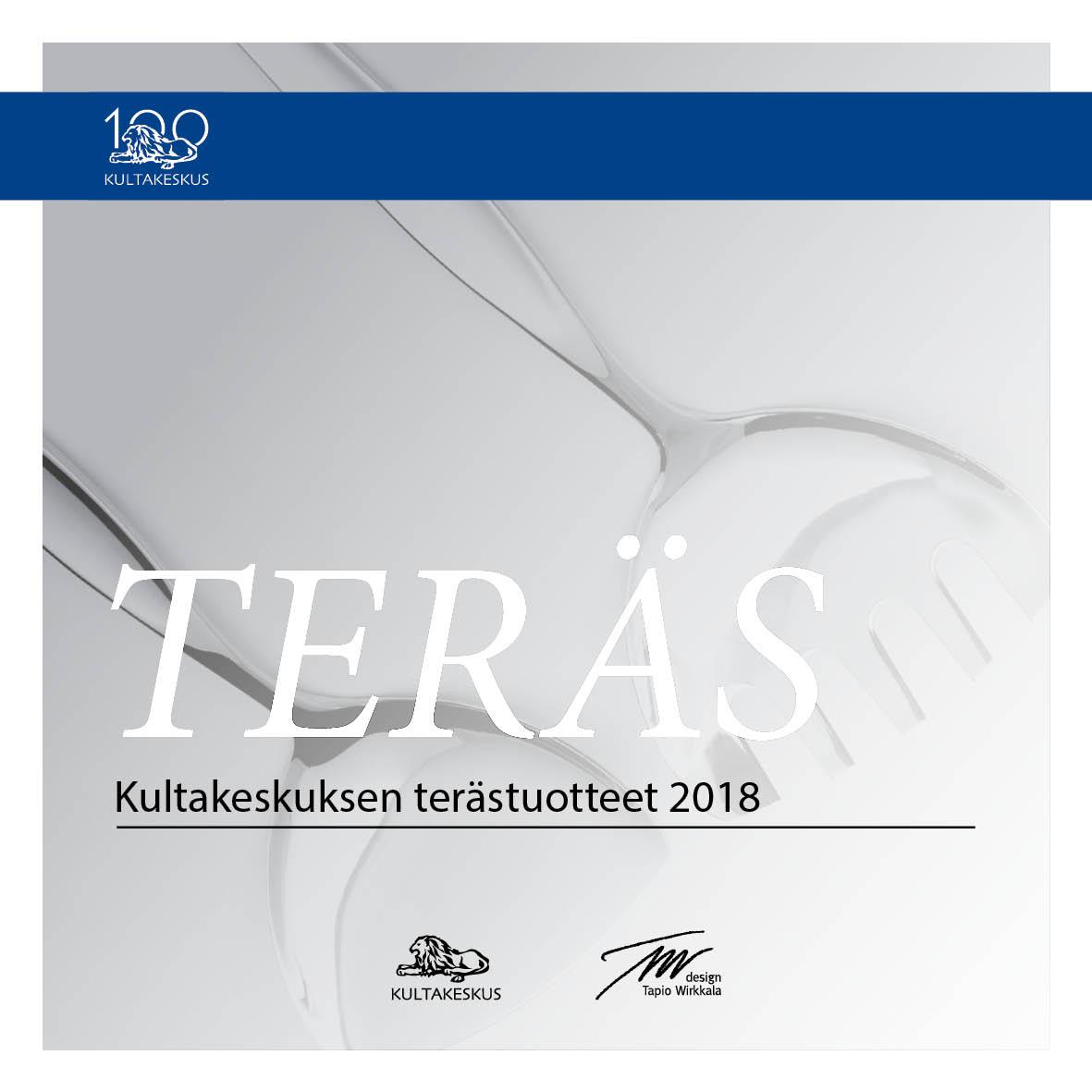 Kultakeskuksen terÑstuotteet 2018