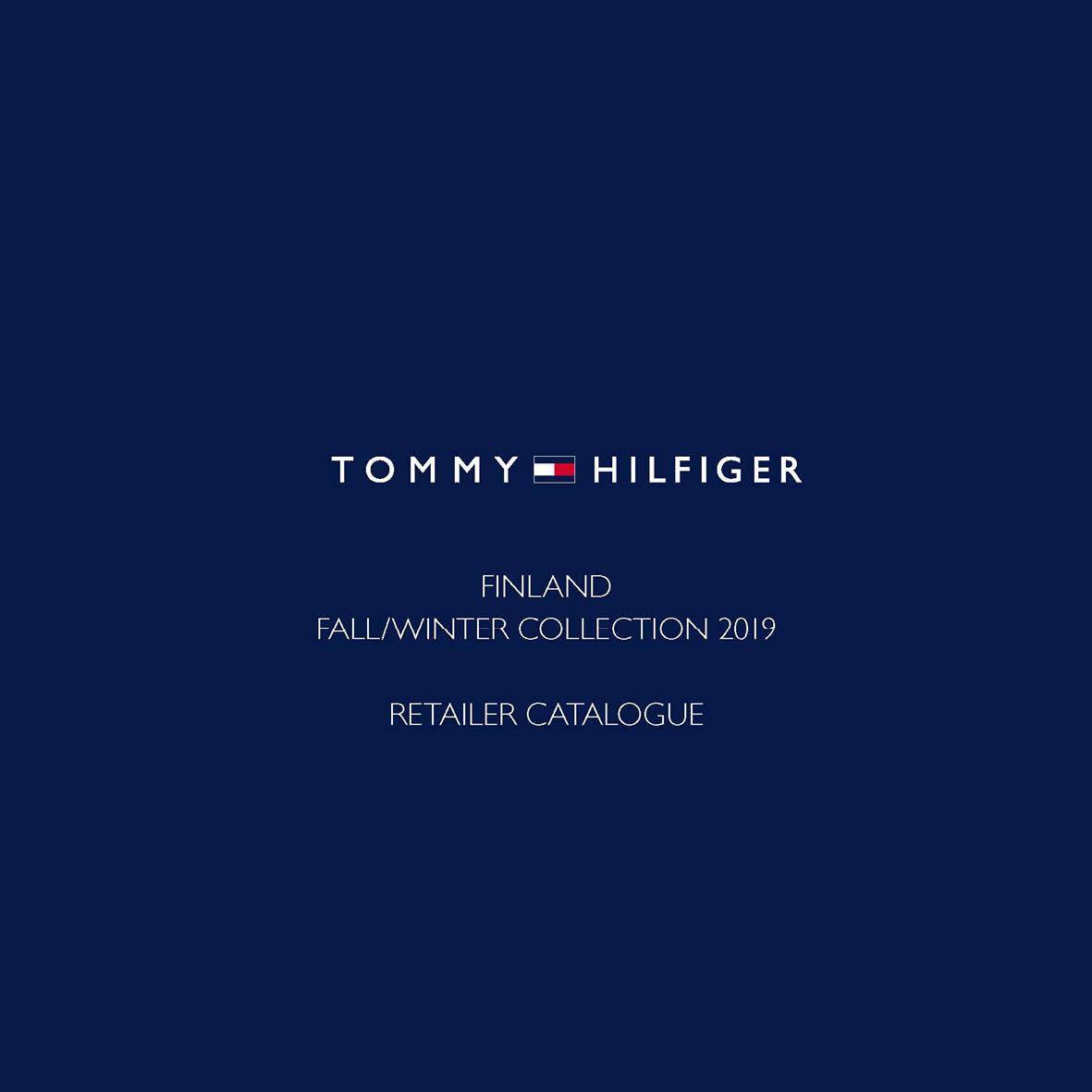 Tommy Hilfiger FW2019